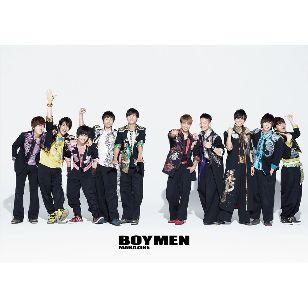BOYMEN  MAGAZINE Vol.1