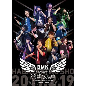 DVD『BOYS AND MEN研究生ライブ 2017 羽ばたきの章』