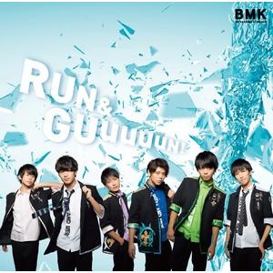 CD「RUN&GUuuuuN!」
