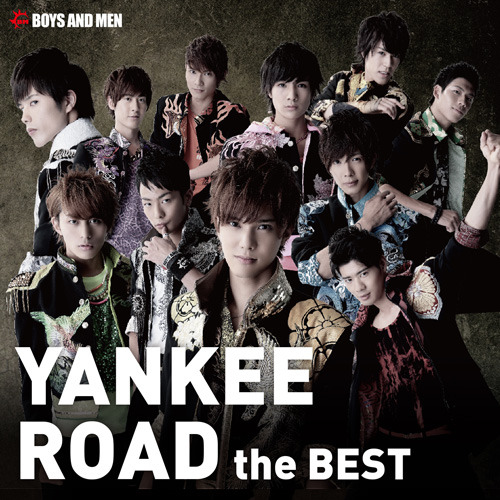 「YANKEE ROAD the BEST」