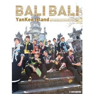 BALI BALI Yankee lsland-BOYS AND MEN Special Photo Book 2015 in BALI