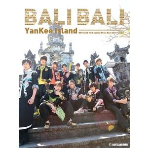 BALI BALI Yankee lsland-BOYS AND MEN Special Photo Book 2015 in BALI