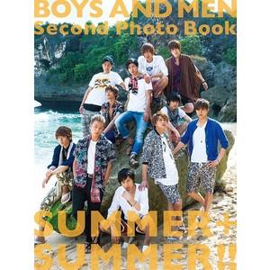 BOYS AND MEN Second Photo Book SUMMER+SUMMER!!