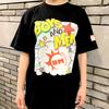 TシャツB ブラック